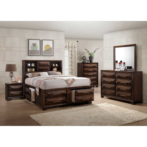 Picture of Anthem King Storage Bed