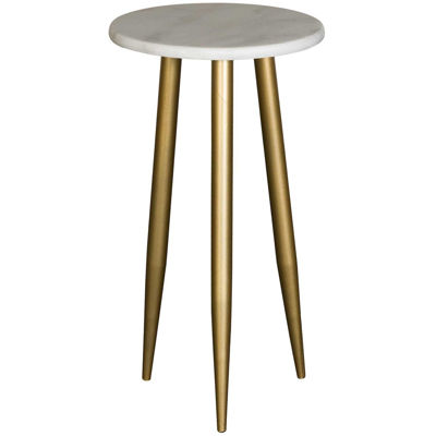Picture of Round White Table