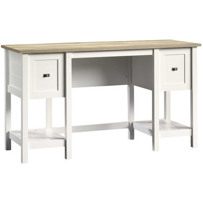 Picture of Cottage Road Soft White Desk