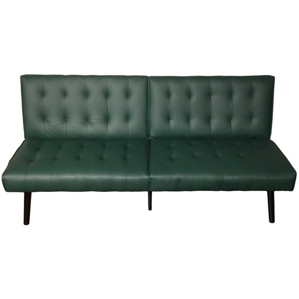 Picture of Teal Click Clack Sofa