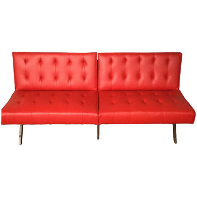 Picture of Red Click Clack Sofa