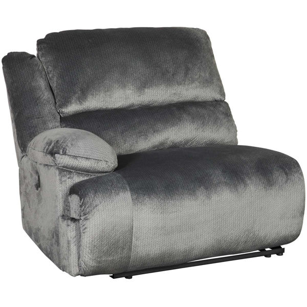 Picture of Charcoal LAF Recliner