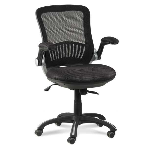 Picture of Black Mesh Executive Chair
