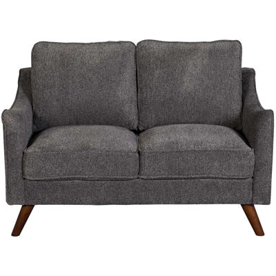 Picture of Maize Dark Gray Loveseat