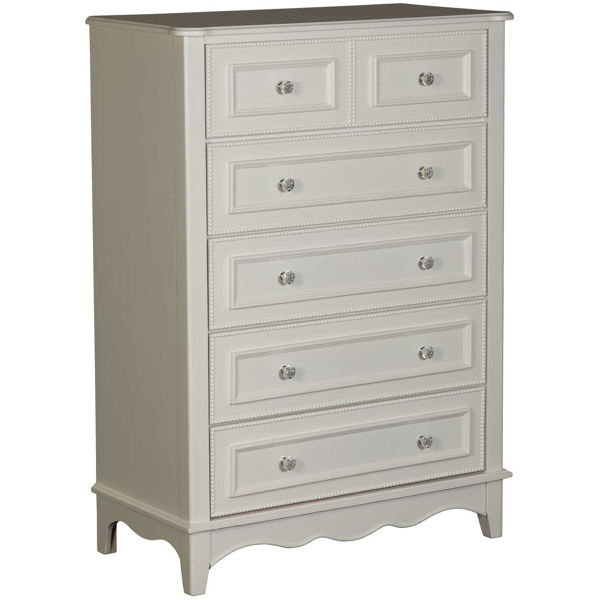 Picture of Gina 5 Drawers Chest