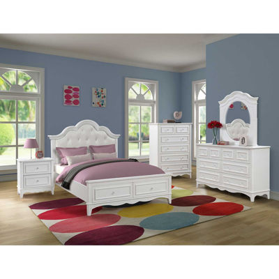 Picture of Gina 2 Drawers Nightstand