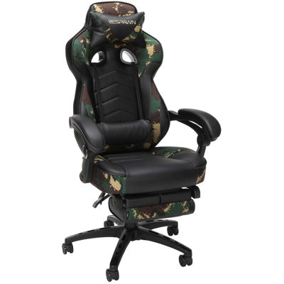 Picture of Respawn Reclining Camo Gaming Chair