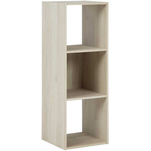 Picture of Socalle Natural Three Cube Organizer