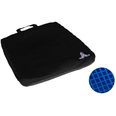 Picture of Royal Blue Gel Seat Cushion