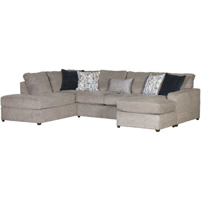 Picture of Oasis Flagstone 2 Piece RAF Sofa Chaise Sectional