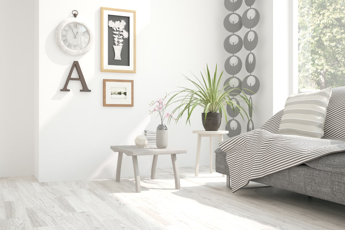 Layered wall decor