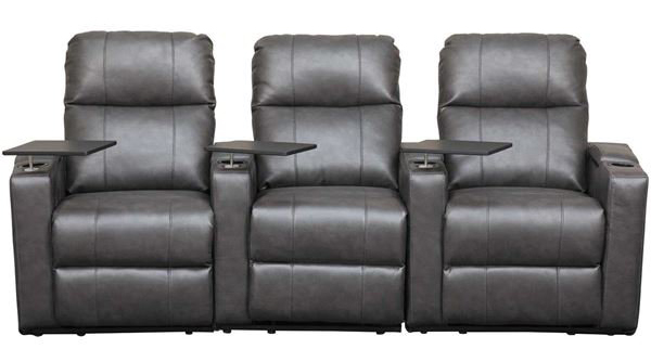 3PC Theater Sectional