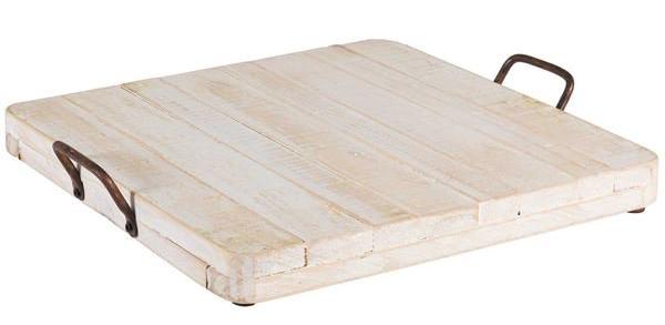 Vintage White Tray