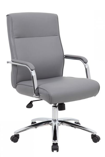Mod Grey Executive Chair