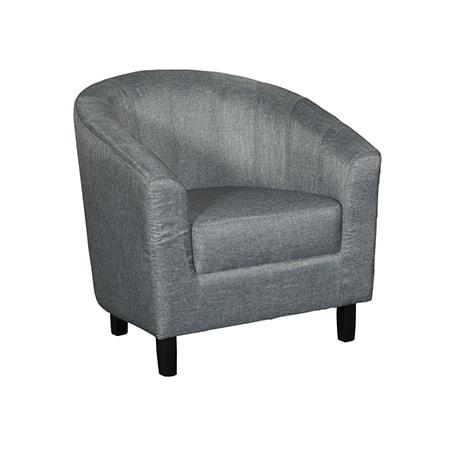 Duncan Gray Tub Chair